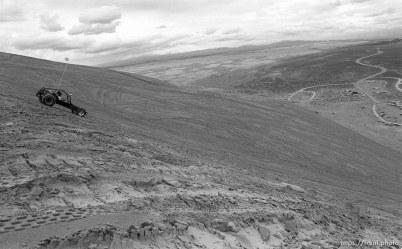 Dune buggy on Sand Mountain.