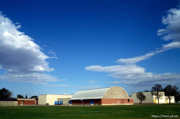 Magrath High School.