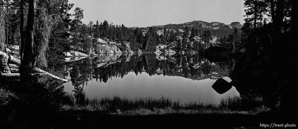 Sword Lake.