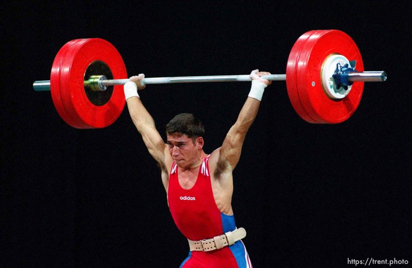 Weightlifting at the 1996 Summer Olympic Games