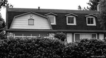 "The ""H"" house"
