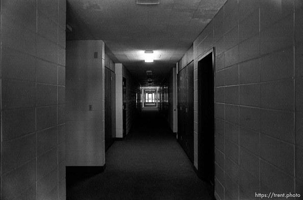 Hallway at LDS Chapel