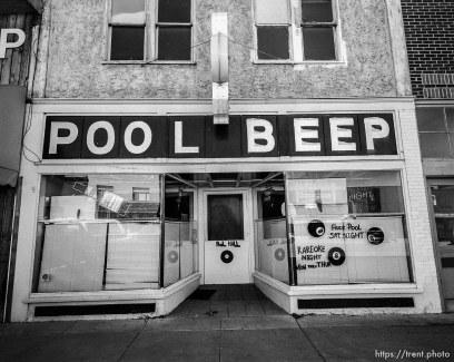 Pool Beep