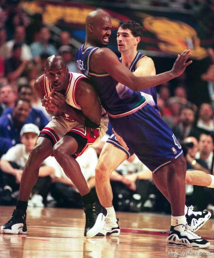 f64b2e8f266f3b Utah Jazz v Chicago Bulls