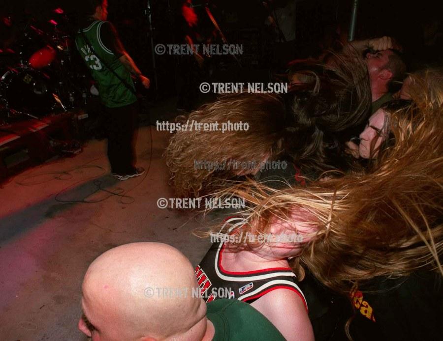 Machine Head at Brick's.