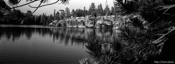 at Sword Lake