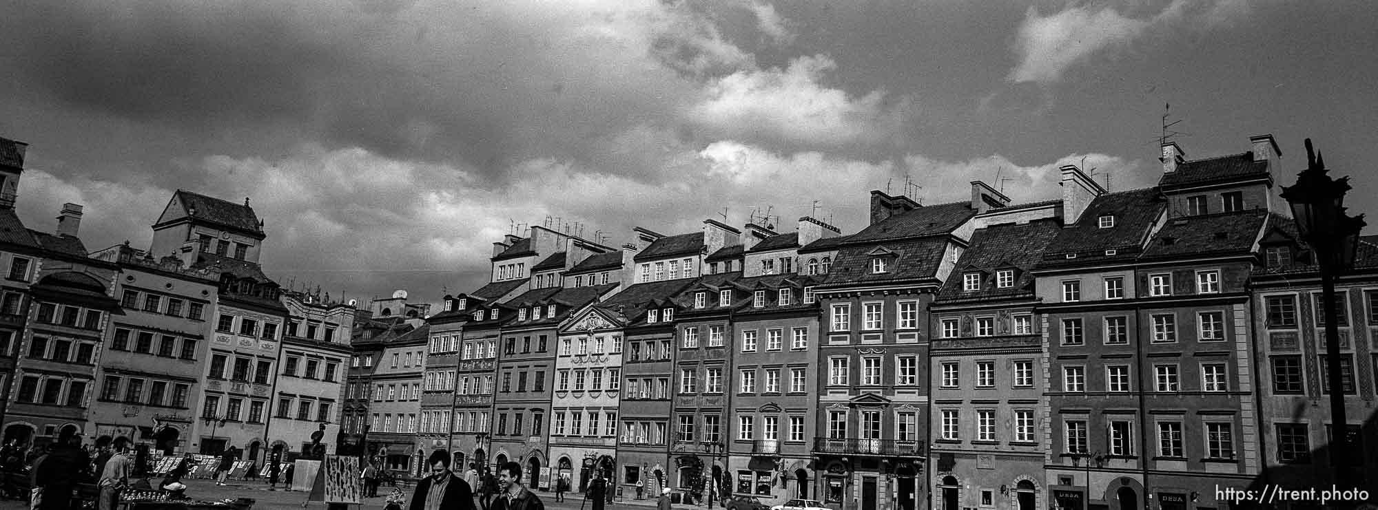 Old town market (rynek)