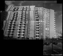 Warsaw apartment complex sequence
