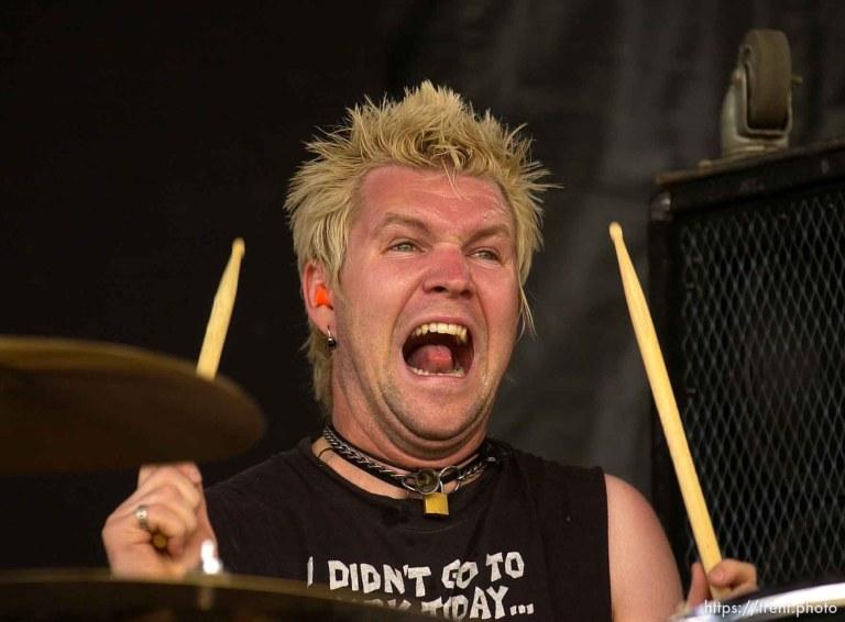 Anti-Flag, Warped Tour