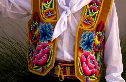 Hispanic Fiesta Days Saturday at the Gallivan Center. 08.03.2002, 3:21:55 PM