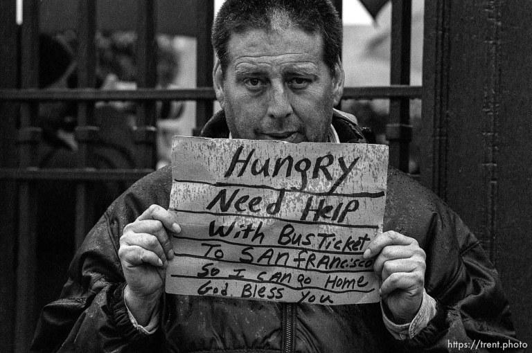 Hungry Need Help