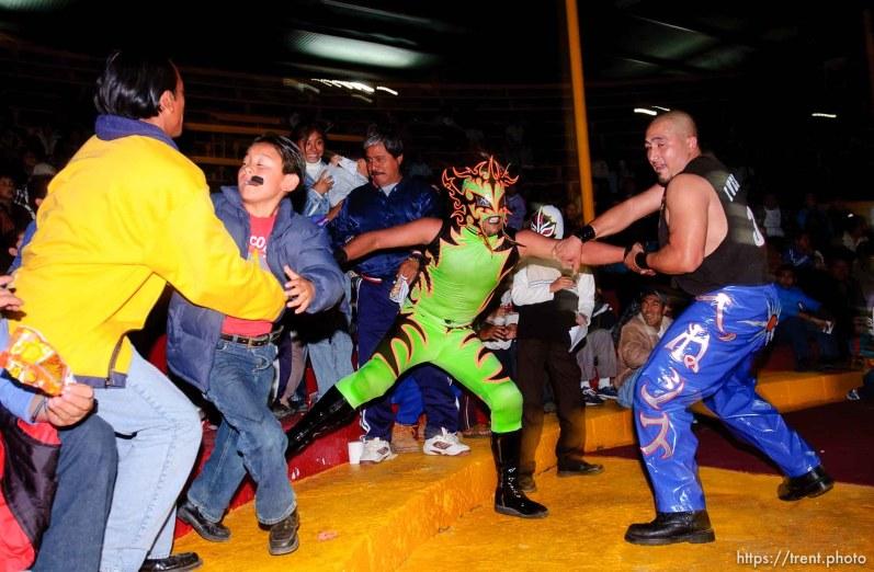 luche libre professional wrestling; 12.05.2004
