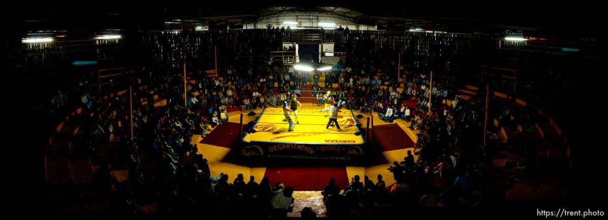 Luche Libre wrestling, Tulancingo