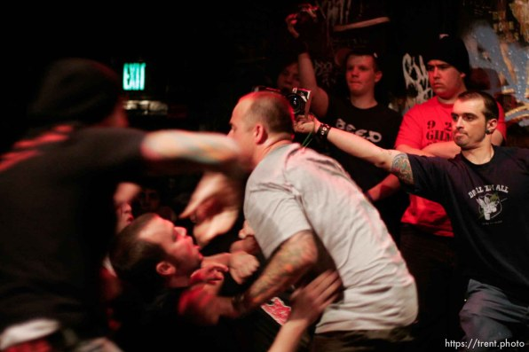 Joey Vela, Second Coming at gilman st. 4.16.2005 Dayton Paiva.
