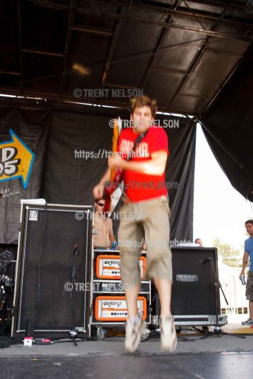 The Starting Line, Vans Warped Tour, Fairgrounds; 7.16.2005