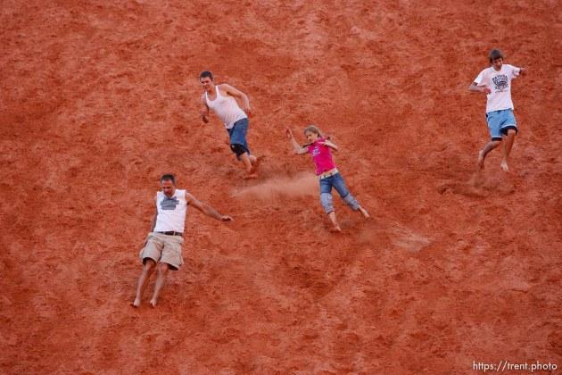 Moab sand hill