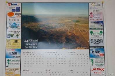 colorado city calendar and business info