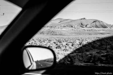 driving from salt lake city to california