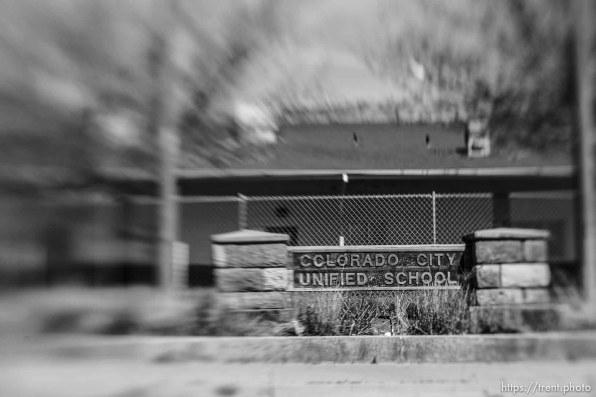 colorado city unified school
