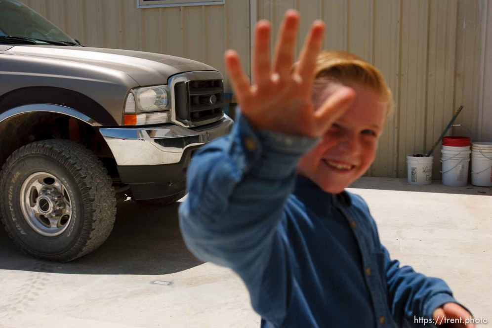 Eldorado - jessop boy, YFZ ranch. Thursday, June 26, 2008.