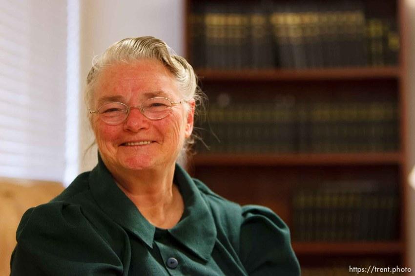 Westcliffe - . Monday, July 28, 2008. flora jessop's mother