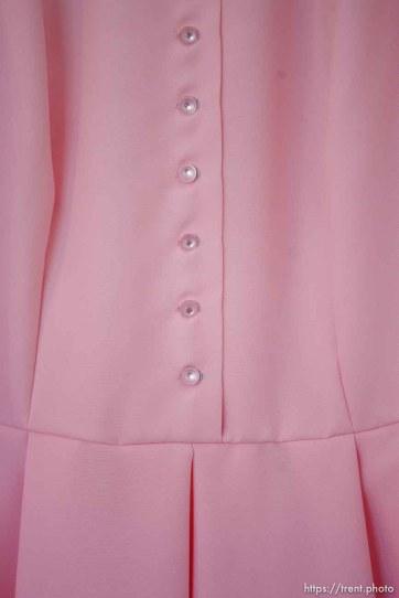 Westcliffe - . Monday, July 28, 2008. pink dress