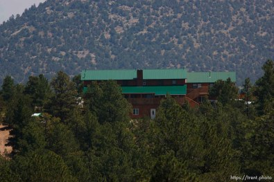 Westcliffe - . Tuesday, July 29, 2008. FLDS home