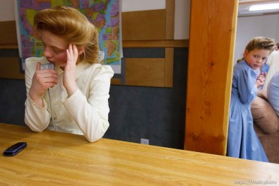 Eldorado - Betty Jessop at the YFZ Ranch. Wednesday, January 7, 2009.; 01.07.2009