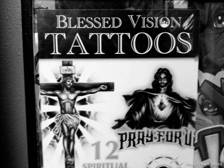 Blessed Vision Tattoos