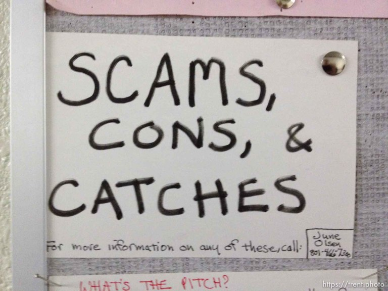 Scams, Cons, & Catches