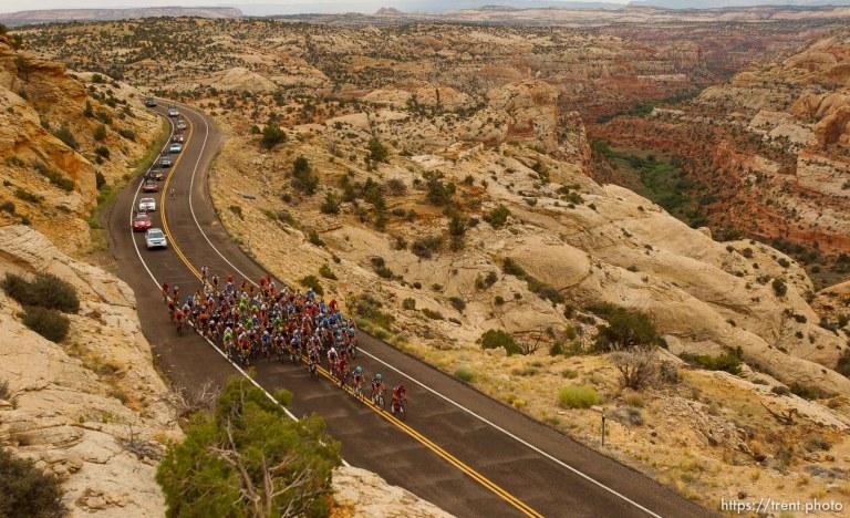 Tour of Utah – Hell's Backbone