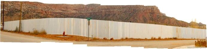 wall. Friday November 30, 2012.