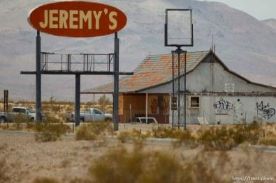 driving through desert. jeremy's Sunday June 23, 2013.