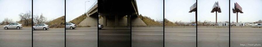Roads, Thursday February 26, 2015.