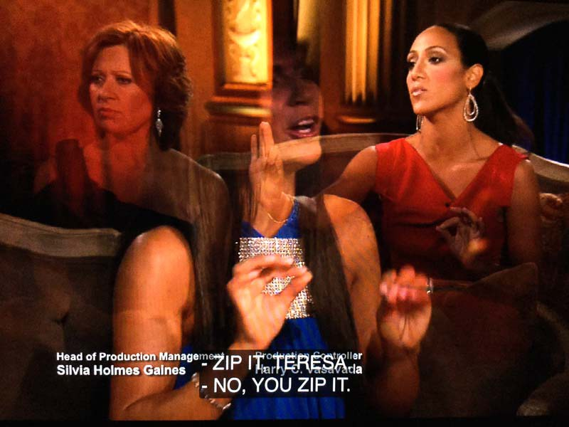 real housewives of new jersey S3 reunion part 1, Wednesday January 11, 2017.