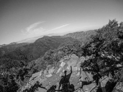 Mt. Aire hike w Ruby and Laura Nelson