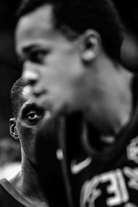 Milwaukee Bucks guard Tony Snell (21) as the Utah Jazz host the Milwaukee Bucks, NBA basketball in Salt Lake City Saturday November 25, 2017.
