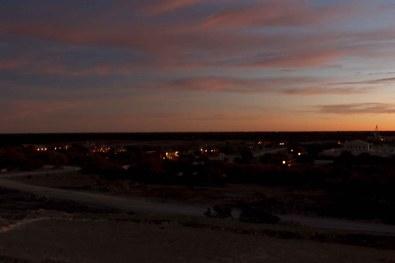 Eldorado - YFZ Ranch at night. Wednesday, January 7, 2009.; 01.07.2009