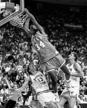 BYU vs. UTEP basketball.