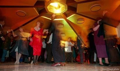 Dancing at Utah Centennial Celebration