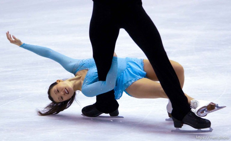 Pairs Free Skating