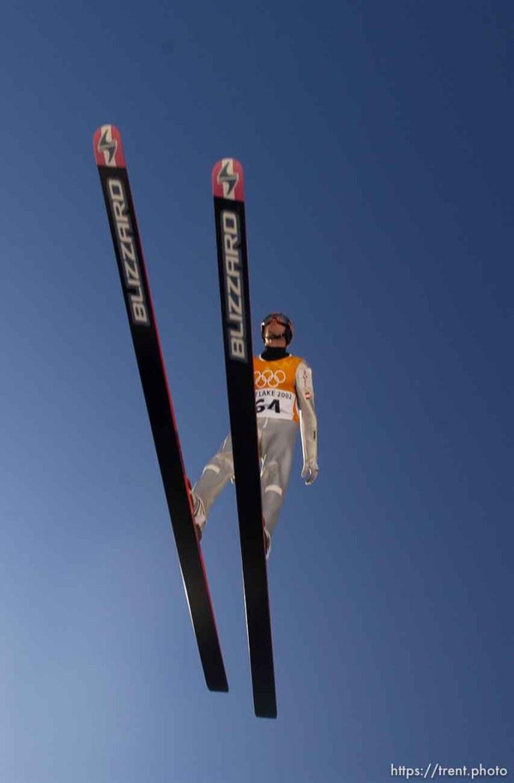 K120 Ski Jump