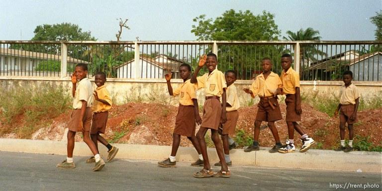 Around Accra