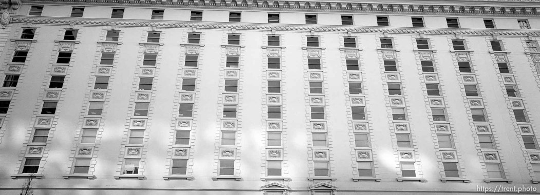 Joseph Smith Building.
