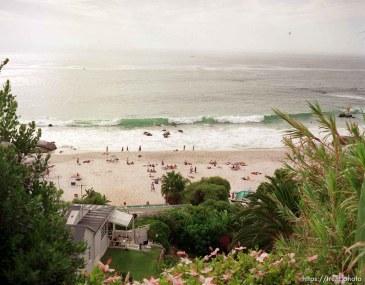 Clifton 3rd Beach.