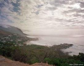 Coast scene.