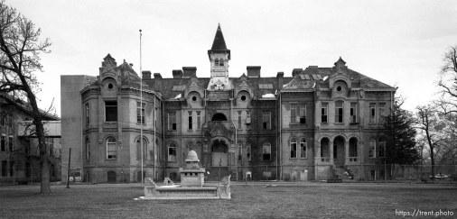 Provo's Academy Square.