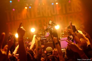 The Interrupters at The Depot in Salt Lake City on Saturday April 6, 2019.