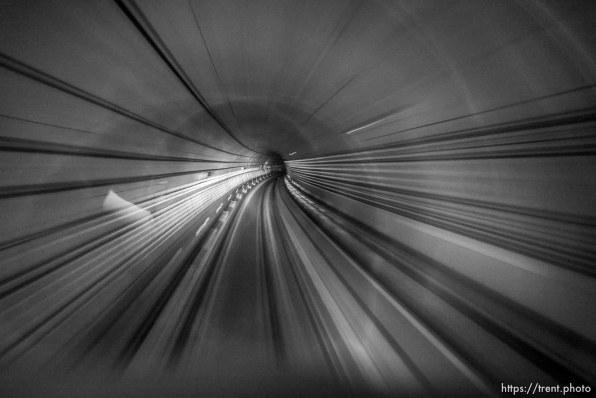 MRT metro, Singapore, July 25, 2019