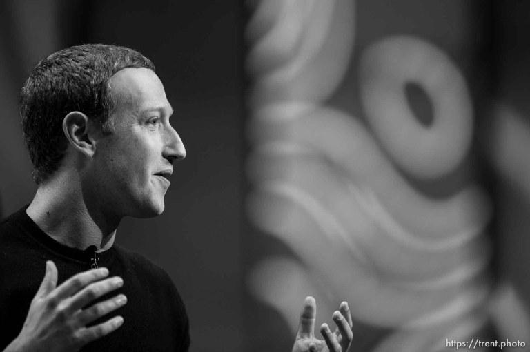 Mark Zuckerberg @ Silicon Slopes Tech Summit